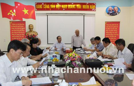 Hội Chăn Nuôi Việt Nam: Họp Ban Thường vụ cuối khóa V