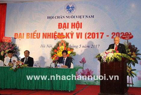 Đại hội Đại biểu nhiệm kỳ VI Hội chăn nuôi Việt Nam: Hướng tới đổi mới và hoạt động thiết thực