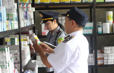 Thu hồi 9 sản phẩm thuốc thú y không đạt tiêu chuẩn chất lượng