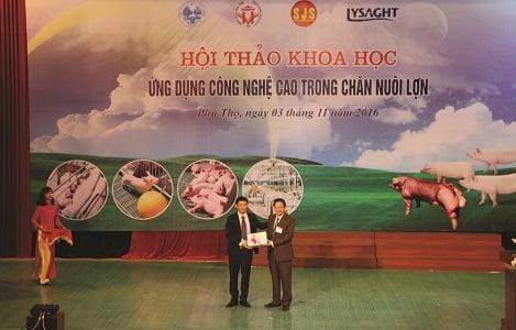 Chi hội Chăn nuôi Trường Đại học Hùng Vương: Cầu nối cho ngành chăn nuôi của tỉnh