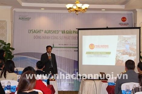 Lysaght Agrised: Đồng hành cùng sự phát triển của nhà chăn nuôi