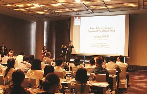 Upscience Việt Nam: Giới thiệu dịch vụ phân tích thực phẩm