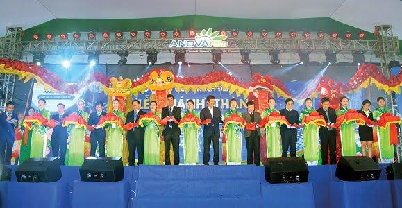 Công ty Anova Feed: Khánh thành nhà máy TĂCN công suất 220.000 tấn/năm tại Hưng Yên