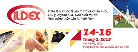 Ildex Vietnam 2018: Đăng ký nhận Danh bạ triển lãm miễn phí