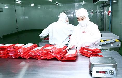 Mavin cung cấp thịt heo sạch theo mô hình khép kín