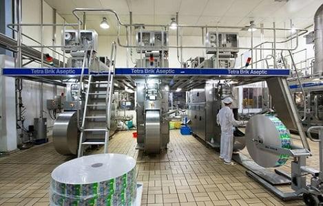 Tiêu thụ sữa của người Việt tăng cao