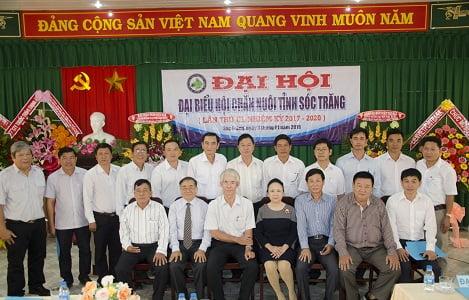 Hội Chăn nuôi Thú y Sóc Trăng: Kiến nghị Hội Chăn nuôi Việt Nam giúp đỡ hội viên chăn nuôi lợn