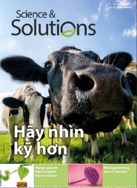 Ấn phẩm Science & Solutions số 49: Hãy nhìn kỹ hơn