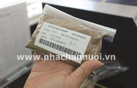 Quản lý chặt TĂCN chứa kháng sinh