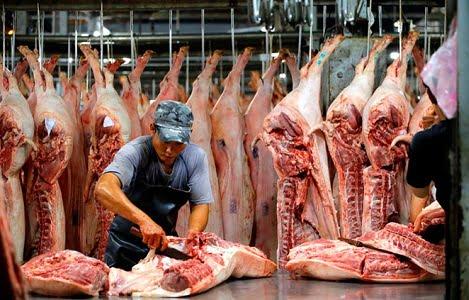 50% lượng thịt nhập khẩu của Việt Nam là từ Mỹ và Ấn Độ