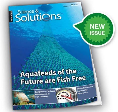 Giới thiệu Ấn phẩm Science & Solutions số 50 – Thức ăn Thủy sản trong tương lai không dùng đến Bột cá