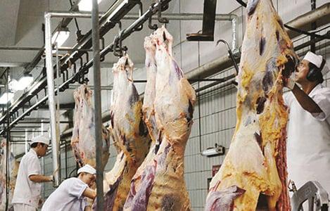 Áp lực lên thịt bò Việt