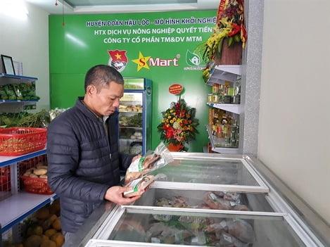'Gã khùng' bỏ thủ đô về quê làm thực phẩm sạch