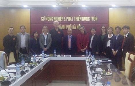 Hợp tác tiến tới hạn chế ngăn chặn kinh doanh, buôn bán, giết mổ chó mèo tại Hà Nội