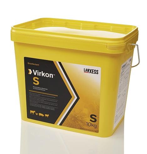 Virkon™ S: Hiệu quả trong phòng ngừa dịch cúm lợn châu Phi