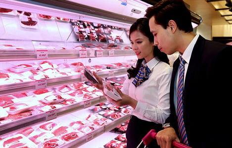 Thịt 'giá rẻ' nhập khẩu đang 'đè' chăn nuôi trong nước?