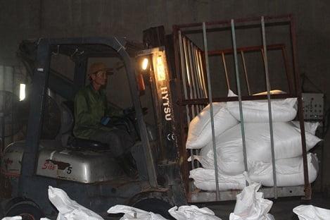 Đói nguyên liệu, nhà máy sản xuất bột cá hoạt động cầm chừng