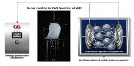 Hệ thống bảo quản tế bào giúp gia tăng chất lượng hàng đông lạnh