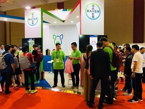 Hội nghị Quốc tế về bệnh heo châu Á lần thứ 25: Bayer thúc đẩy trao đổi khoa học và ứng dụng kỹ thuật số, nâng tầm sức khỏe và phúc lợi cho heo