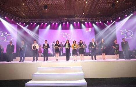 Masan Group lọt Top 50 Cty kinh doanh hiệu quả nhất VN