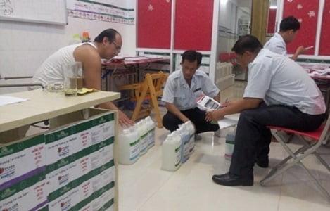 Cà Mau: DN sản xuất thức ăn chăn nuôi bị phạt 200 triệu đồng