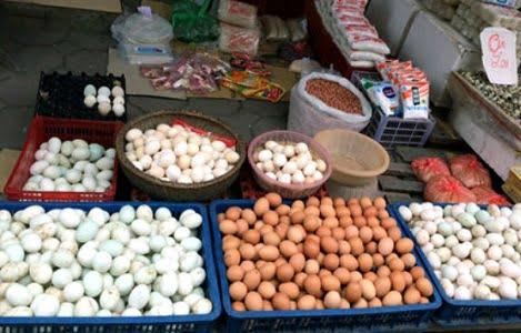 Người chăn nuôi lãi lớn vì giá trứng gia cầm tăng mạnh