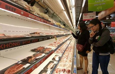 Người Việt ngày càng thích ăn thịt heo Mỹ