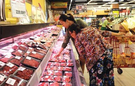 Tìm chỗ đứng trong ngành hàng thịt heo trị giá 18 tỷ USD