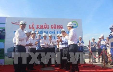 Khởi công Nhà máy giết mổ, chế biến gia cầm xuất khẩu hiện đại nhất Việt Nam