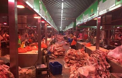 Giá heo hơi Trung Quốc hôm nay (10/8): Bắt đầu đi vào ổn định