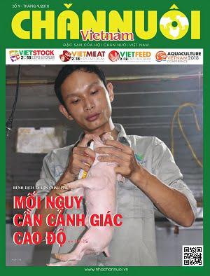 Đón đọc Tạp chí Chăn nuôi Việt Nam số tháng 9.2018