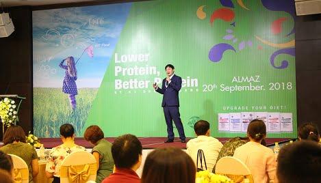 Diễn đàn dinh dưỡng động vật Lower Protein, Better Protein