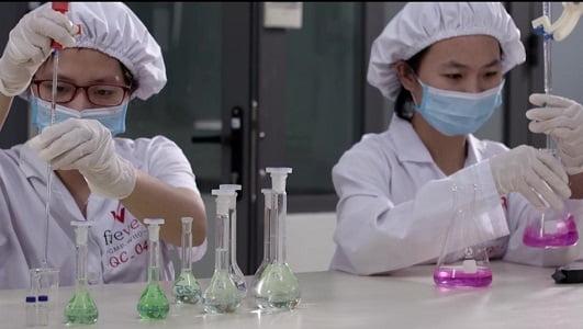 Công ty CP Thuốc Thú y Trung ương 5 tuyển dụng nhiều vị trí sản xuất và kinh doanh vắc xin
