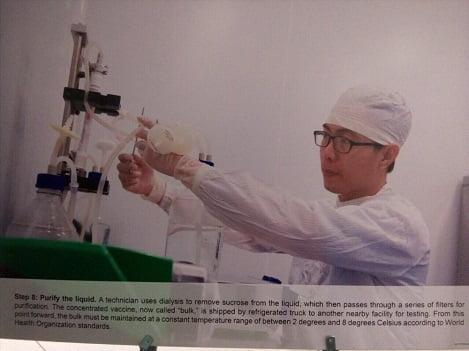 Bước ngoặt lịch sử của vaccine made in Việt Nam