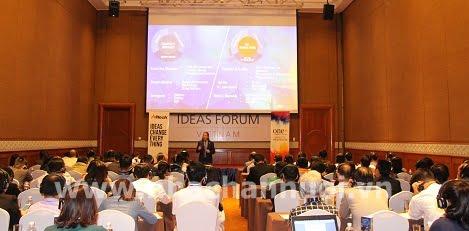 """""""The Alltech One Ideas Forum"""" – nơi khám phá ý những tưởng mới trong nông nghiệp"""