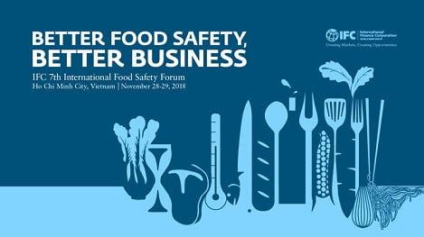 Thư mời tham dự: Diễn đàn An toàn Thực phẩm Quốc tế tại Tp. Hồ Chí Minh