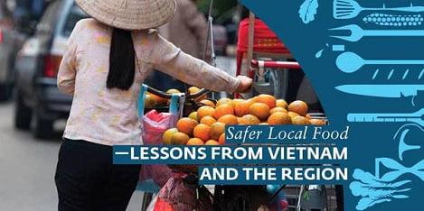 CÁC CHỦ ĐỀ ĐƯỢC THẢO LUẬN  Các quan hệ đối tác công-tư có thể giúp hỗ trợ an toàn thực phẩm như thế nào? Các công ty có thể củng cố, xây dựng văn hóa an toàn thực phẩm vững chắc bằng cách nào? Chúng ta có thể làm gì để đảm bảo rằng an toàn thực phẩm không chỉ là đặc quyền dành riêng cho người tiêu dùng ở các thị trường xuất khẩu mà thôi? Các công nghệ đột phá mới nhất nào đã và đang giúp các công ty mới nổi trên thị trường đạt được thành công trong an toàn thực phẩm? Các tiêu chuẩn an toàn thực phẩm khắt khe hơn có thể làm giảm chi phí tài chính như thế nào? Các công ty thực phẩm có thể khuyến khích các nhà cung cấp đạt được các tiêu chuẩn cao hơn bằng cách nào?