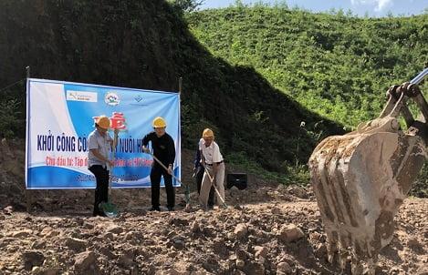 VN Đà Thành Group đầu tư nuôi heo