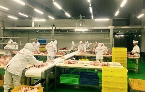Vinh Anh Food: Thịt sạch cho mọi nhà