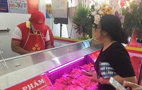 Thịt heo mát bắt đầu 'tấn công' thịt nóng