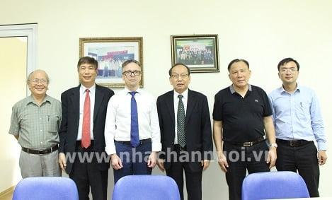Hội Chăn nuôi Việt Nam: Làm việc với Ủy ban Thú y và Thực phẩm Estonia