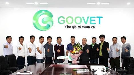 Công ty Cổ phần Tập đoàn Goovet tuyển nhân viên kinh doanh