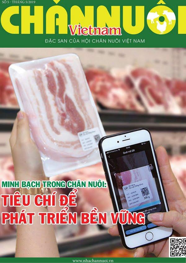Đón đọc Tạp chí Chăn nuôi Việt Nam số tháng 5.2019