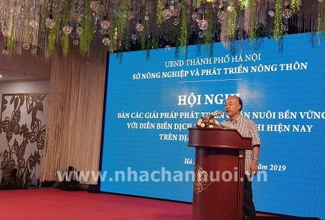 Hà Nội: Chăn nuôi an toàn sinh học để phát triển bền vững