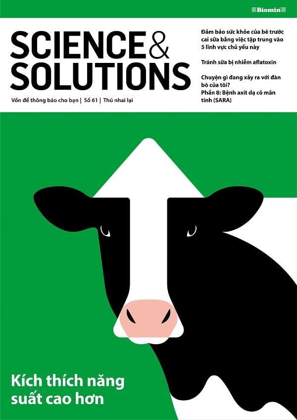 Giới thiệu Ấn phẩm Science & Solutions số 61 – Kích thích năng suất cao hơn