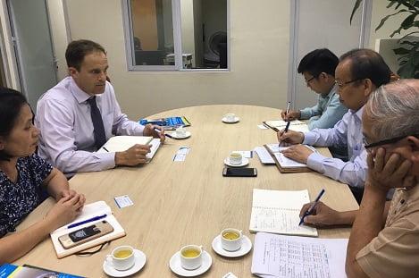 Hội Chăn nuôi Việt Nam: Làm việc với Công ty Corteva Agriscience (Hoa Kỳ)