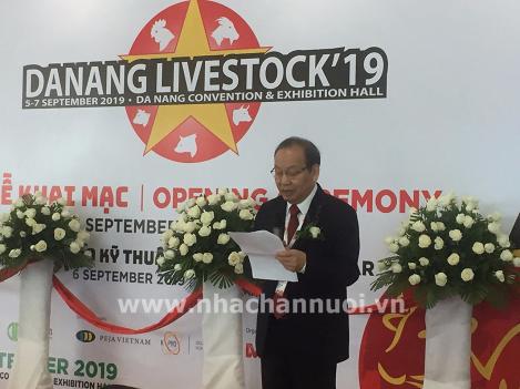 Triển lãm quốc tế ngành chăn nuôi DANANG LIVESTOCK 2019 chính thức khai mạc