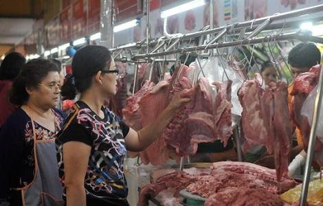 Giá thịt heo có tăng mạnh dịp tết?
