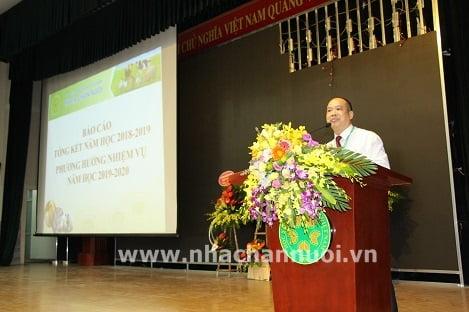 Khoa Chăn nuôi (VNUA): Tăng cường hợp tác với doanh nghiệp và hội nhập quốc tế