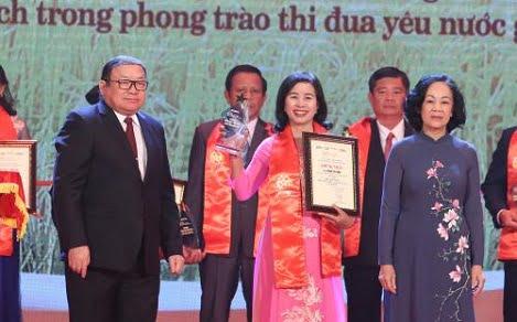 Tôn vinh 63 nông dân Việt Nam xuất sắc 2019
